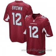 Arizona Cardinals Game Hemma NFL Tröjor John Brown..