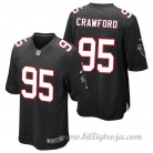 Atlanta Falcons Game Alternate NFL Tröjor Jack Crawford