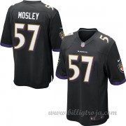 Baltimore Ravens Game Alternate NFL Tröjor CJ Mosley..