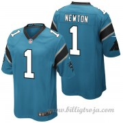 Carolina Panthers Game Alternate NFL Tröjor Cam Newton..