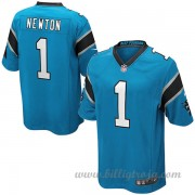 Barn Carolina Panthers Game Alternate NFL Tröjor Cam Newton..
