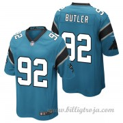 Barn Carolina Panthers Game Alternate NFL Tröjor Vernon Butler..