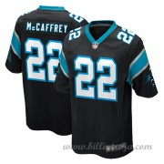 Barn Carolina Panthers Game Hemma NFL Tröjor Christian Mccaffrey..