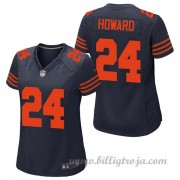 Dam Chicago Bears Game Alternate NFL Tröjor Jordan Howard..