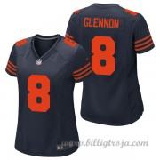 Dam Chicago Bears Game Alternate NFL Tröjor Mike Glennon..