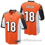 Cincinnati Bengals Game Alternate NFL Tröjor AJ Green..