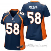 Dam Denver Broncos Game Alternate NFL Tröjor Von Miller..