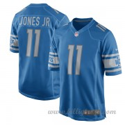 Barn Detroit Lions Game Hemma NFL Tröjor Marvin Jones Jr..