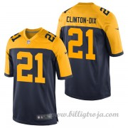 Barn Green Bay Packers Game Alternate NFL Tröjor Ha Ha Clinton-Dix..