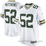 Barn Green Bay Packers Game Borta NFL Tröjor Clay Matthews..