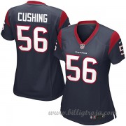 Dam Houston Texans Game Hemma NFL Tröjor Brian Cushing..