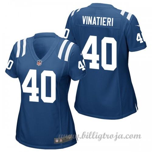 bb1ab539 Dam Indianapolis Colts Game Hemma NFL Tröjor Adam Vinatieri