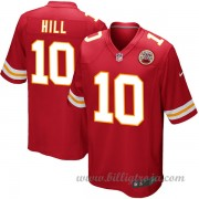 Kansas City Chiefs Game Hemma NFL Tröjor Tyreek Hill..