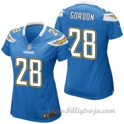 Dam Los Angeles Chargers Game Alternate NFL Tröjor Melvin Gordon..