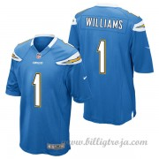 Los Angeles Chargers Game Alternate NFL Tröjor Mike Williams..