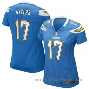 Dam Los Angeles Chargers Game Alternate NFL Tröjor Philip Rivers..