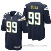 Los Angeles Chargers Game Hemma NFL Tröjor Joey Bosa..
