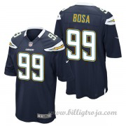 Barn Los Angeles Chargers Game Hemma NFL Tröjor Joey Bosa..