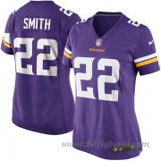 Dam Minnesota Vikings Game Hemma NFL Tröjor Harrison Smith..