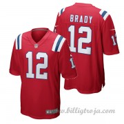 New England Patriots Game Alternate NFL Tröjor Tom Brady..