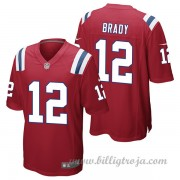 Barn New England Patriots Game Alternate NFL Tröjor Tom Brady..