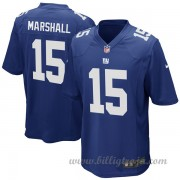 Barn New York Giants Game Hemma NFL Tröjor Brandon Marshall..