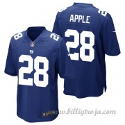 New York Giants Game Hemma NFL Tröjor Eli Apple..