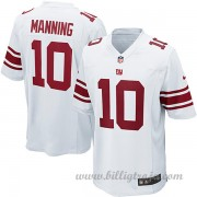 Barn New York Giants Game Borta NFL Tröjor Eli Manning..