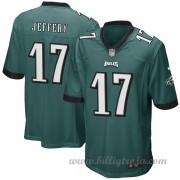 Philadelphia Eagles Game Hemma NFL Tröjor Alshon Jeffery..