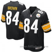 Pittsburgh Steelers Game Hemma NFL Tröjor Antonio Brown