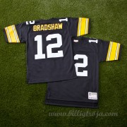 Pittsburgh Steelers Terry Bradshaw 1976 Kopia NFL Tröjor..