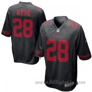 Barn San Francisco 49ers Game Alternate NFL Tröjor Carlos Hyde..