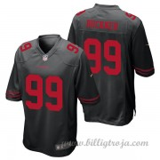 Barn San Francisco 49ers Game Alternate NFL Tröjor DeForest Buckner..