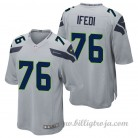 Seattle Seahawks Game Alternate NFL Tröjor Germain Ifedi
