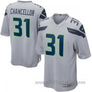 Seattle Seahawks Game Alternate NFL Tröjor Kam Chancellor..
