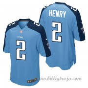 Barn Tennessee Titans Game Alternate NFL Tröjor Derrick Henry..