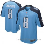 Tennessee Titans Game Alternate NFL Tröjor Marcus Mariota..