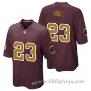 Washington Redskins Game Alternate NFL Tröjor DeAngelo Hall..
