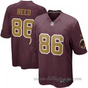 Washington Redskins Game Alternate NFL Tröjor Jordan Reed..