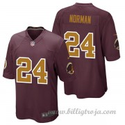 Washington Redskins Game Alternate NFL Tröjor Josh Norman..