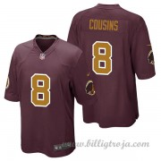 Washington Redskins Game Alternate NFL Tröjor Kirk Cousins..