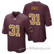Washington Redskins Game Alternate NFL Tröjor Matt Jones..