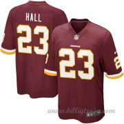 Washington Redskins Game Hemma NFL Tröjor DeAngelo Hall..