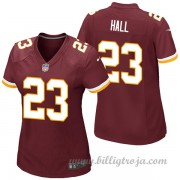 Dam Washington Redskins Game Hemma NFL Tröjor DeAngelo Hall..