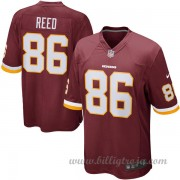 Washington Redskins Game Hemma NFL Tröjor Jordan Reed..