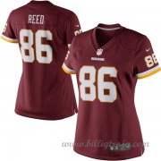 Dam Washington Redskins Game Hemma NFL Tröjor Jordan Reed..