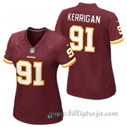 Dam Washington Redskins Game Hemma NFL Tröjor Ryan Kerrigan..